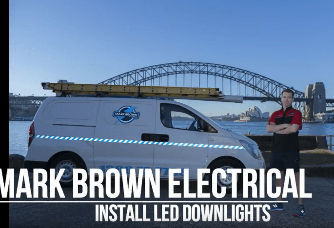 Install SAL ECOGEM LED Downlight